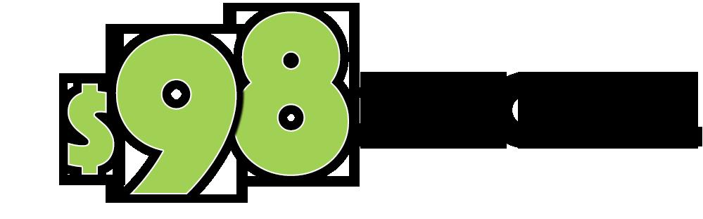 98 social logo